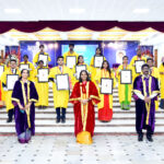 SATHYABAMA INSTITUTE OF SCIENCE AND TECHNOLOGY (DEEMED TO BE UNIVERSITY) 29th CONVOCATION